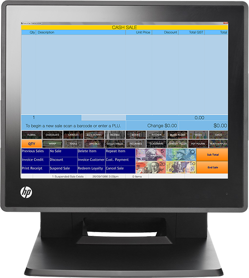POS terminals, All-in-one PCs