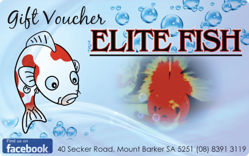 Elite Fish Gift Card